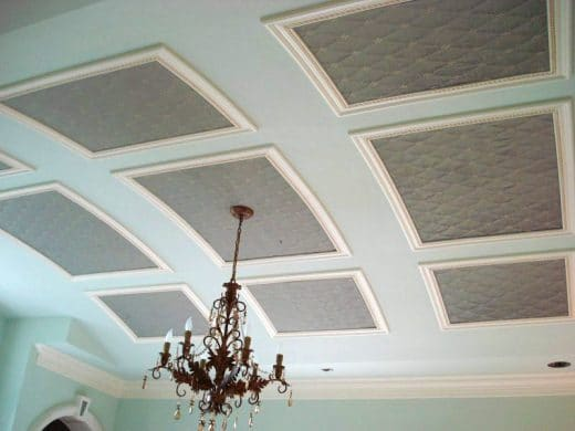 Faux Finishing Ceilings