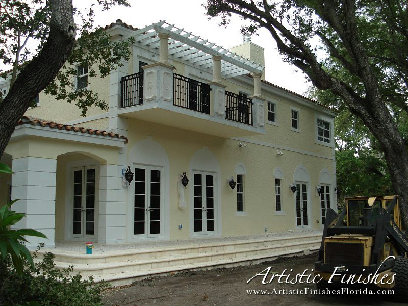 Exterior painting artistic finishes - Exterior paint colors for florida homes collection ...