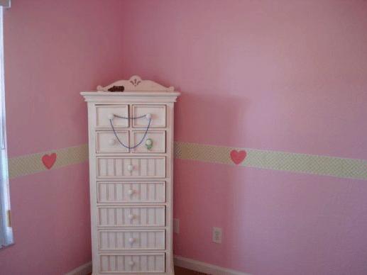 Interior Painting - Children's bedroom