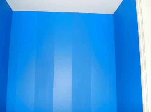 Bathroom Walls - Shadow Stripes
