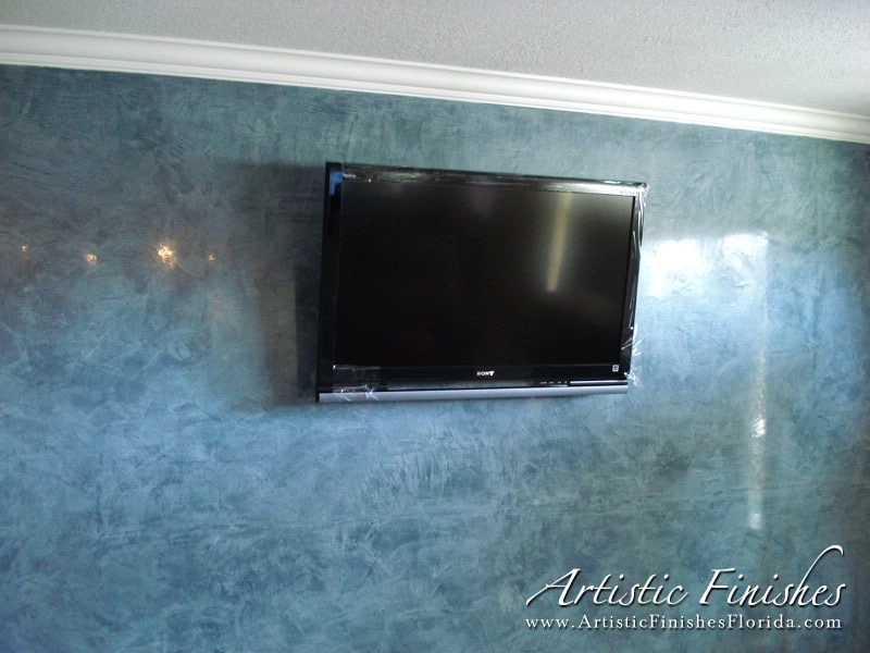 South Florida Venetian Plaster