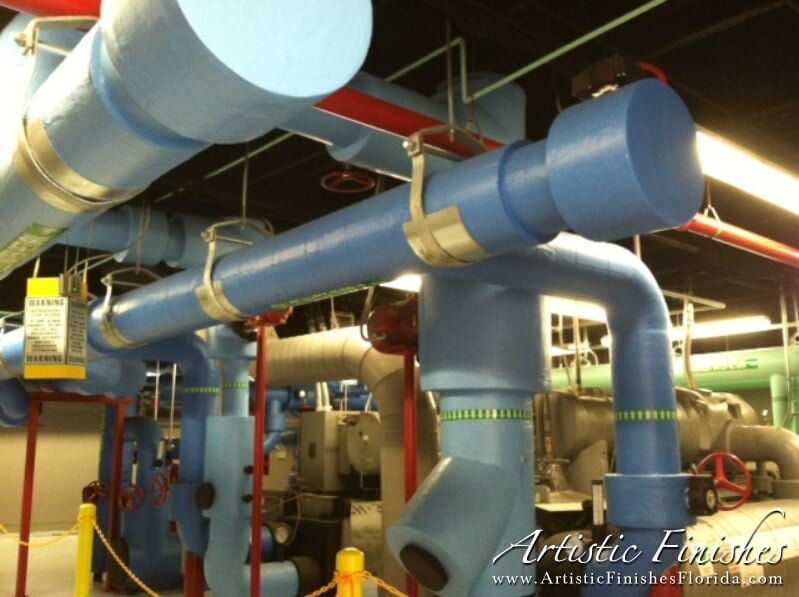 AC Chiller Room