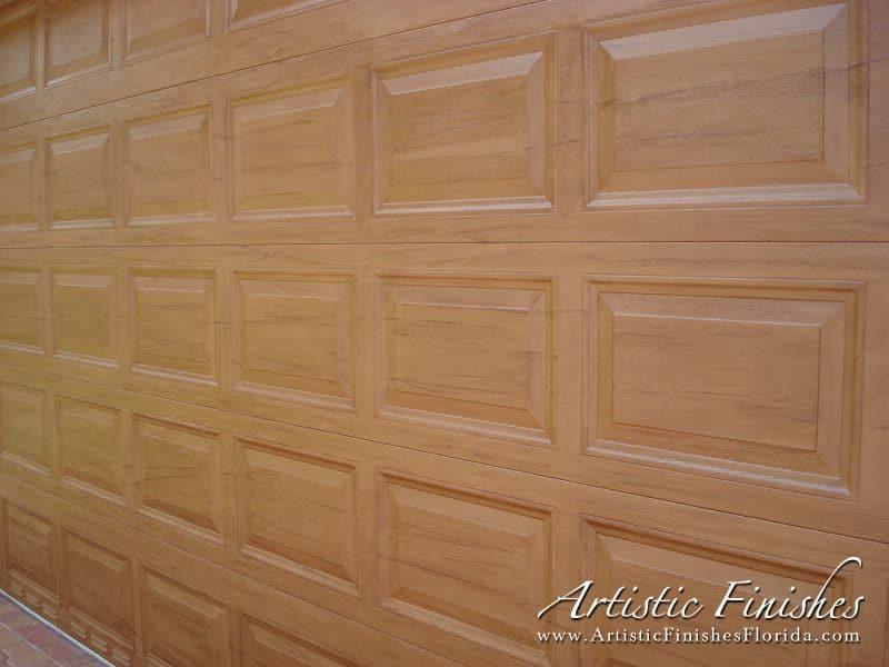 Faux Finish Wood Grain Artistic Finishes