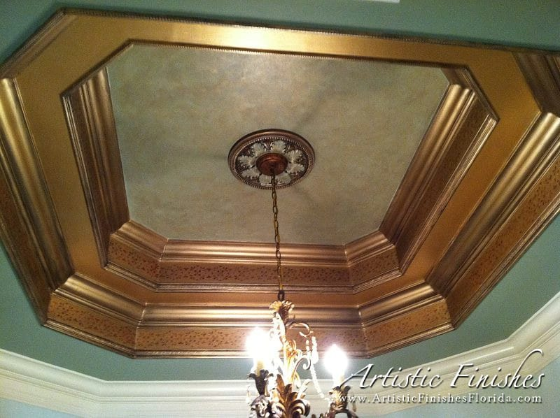 Faux Finish Ceilings Artistic Finishes