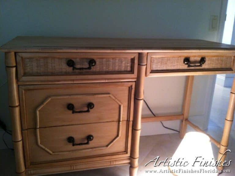 Faux Finishing Furniture • Artistic Finishes