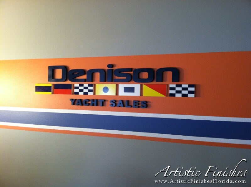 Denison Yacht Sales Office