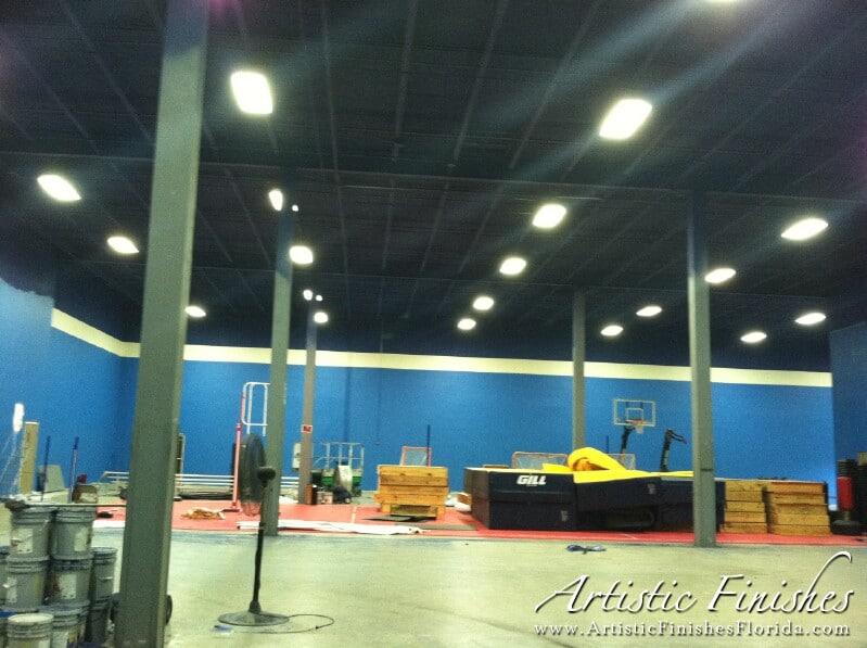 Wrestling / Gymnasium