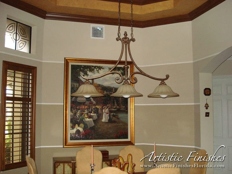 Examples Of Faux Finishing Venitian Plaster Residential