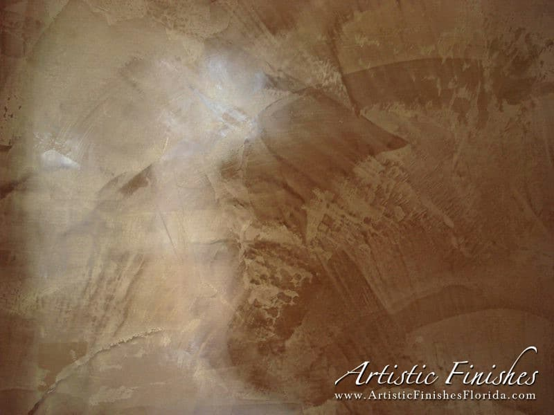 Venetian Plaster Artistic Finishes