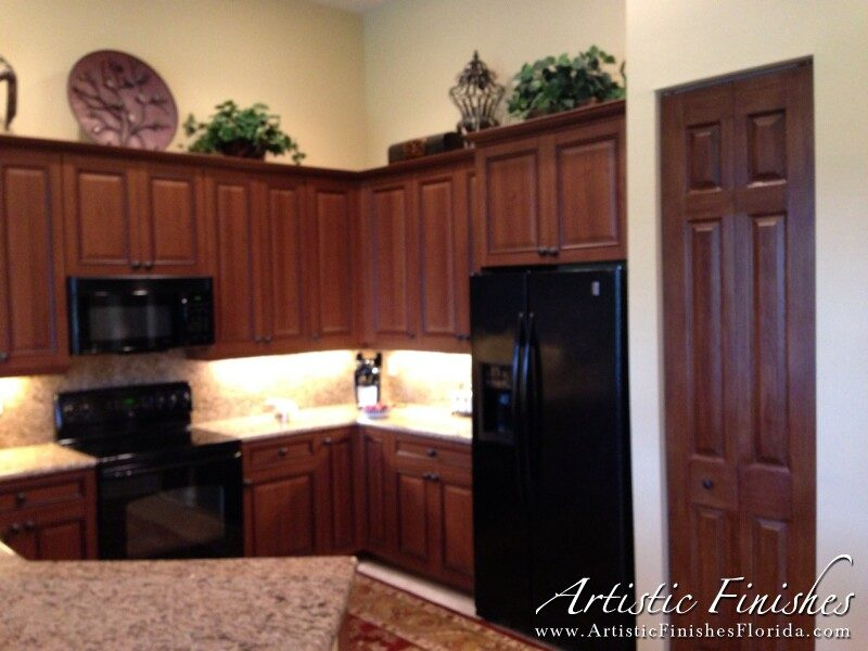 Boynton Beach Color Match Kitchen