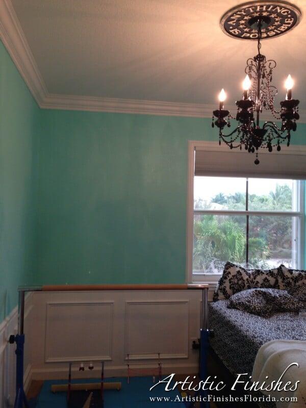 Interior Walls Painted